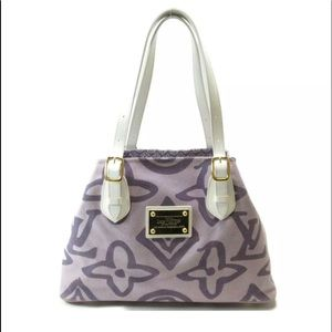 Louis Vuitton Lilac Tahitienne PM Bag